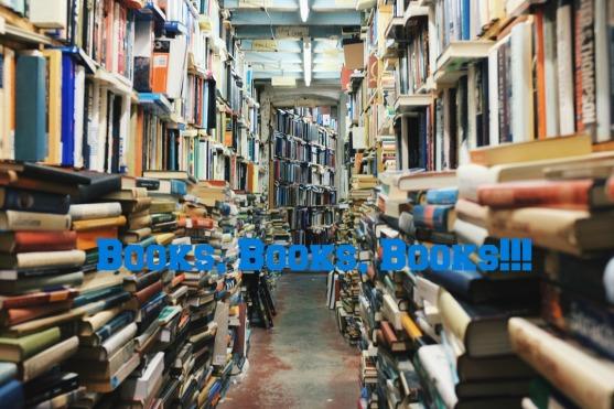 Books x3