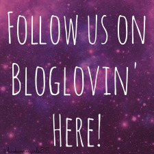 Follow us on Bloglovin' here!