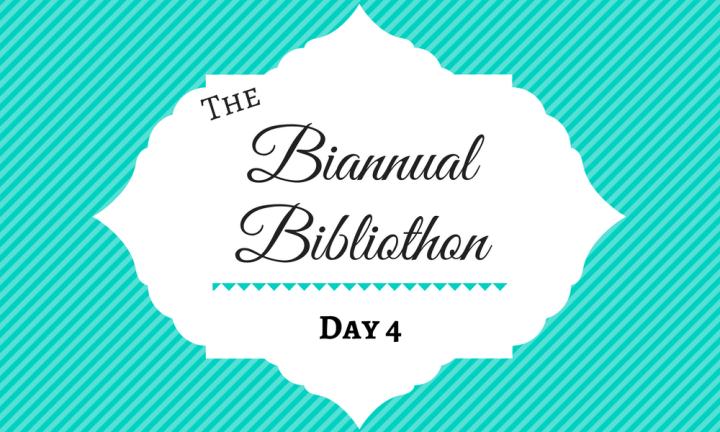 Summer Biannual Bibliothon 2017 Day 4