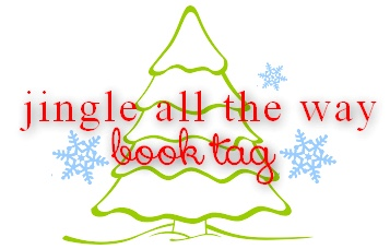 Jingle All the Way book tag