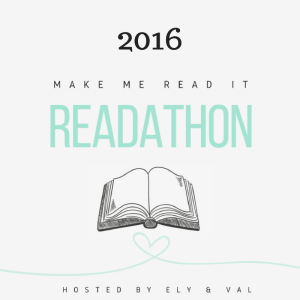Make Me Read It Readathon 2016